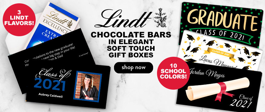 Personalized Lindt Boxes and Favors