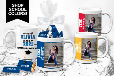 Shop Personalized Graduation Mugs