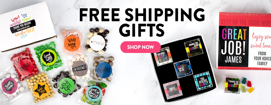 Free shipping on Business Gifts