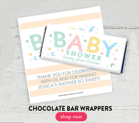 Shop Chocolate Bar Wrappers