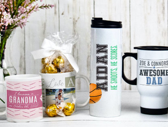 Personalized Drinkware for any Occasion