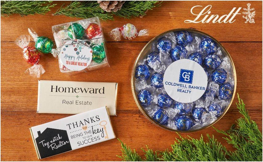 PERSONALIED REAL ESTATE GIFTS