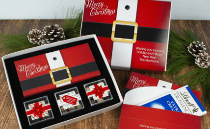 Premium Holiday Gift Boxes
