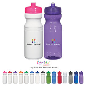 Personalized Business Add Your Logo Full Color Water Bottle