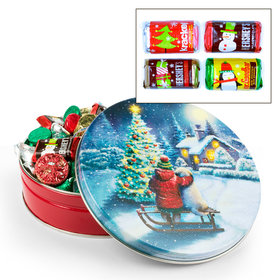 Spirit of Christmas 1S - 1 lb Hershey's Holiday Asst