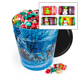 Through the Woods Hershey's Holiday Mix 20lb Tin