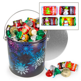 Spectral Snowflake 5 lb Hershey's Mix Tin