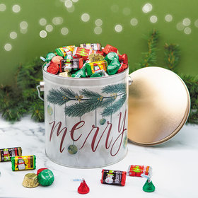 Very Merry 5lb Hershey's Holiday Mix Tin