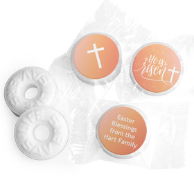 Personalized Easter Splendid Sunrise Life Savers Mints