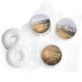 Personalized Easter Divine Scenery Life Savers Mints