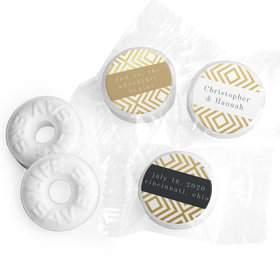 Personalized Wedding Love & Bliss LifeSavers Mints