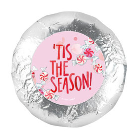 "Christmas 'Tis the Season 1.25"" Stickers (48 Stickers)"