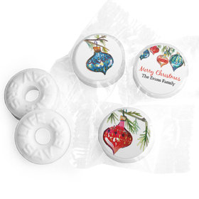 Personalized Christmas Ornaments Life Savers Mints