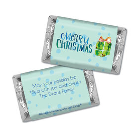 Personalized Christmas Presents Hershey's Miniatures
