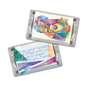 Personalized Christmas Wise Men Mini Wrappers