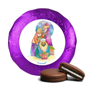 Personalized Christmas Wise Men Chocolate Covered Oreos