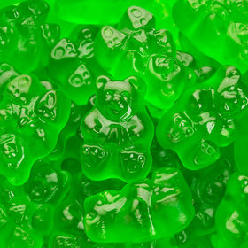 Granny Smith Apple Gummi Bears