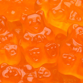 Ornery Orange Gummi Bears