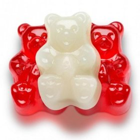 Valentine's Day Gummi Bears