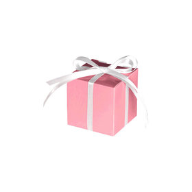 Treat Boxes Pink (12 Pack)