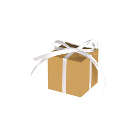 Treat Boxes Gold (12 Pack)