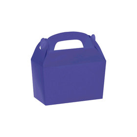 Purple Treat Favor Boxes (24 Pack)