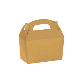 Gold Treat Favor Boxes (24 Pack)