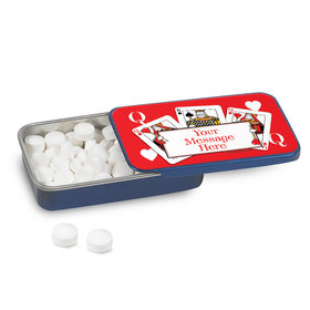 Personalized Casino Party Mint Tin (12 Pack)
