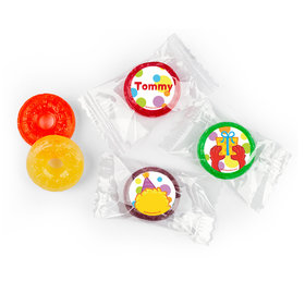 Birthday Sesame Street Themed Personalized 5 Flavor Hard Candy