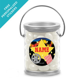 Movie Party Personalized Paint Cans (25 Pack)