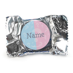 Gender Reveal Personalized York Peppermint Patties (84 Pack)
