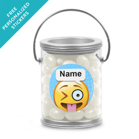 Emojis Personalized Paint Cans (25 Pack)