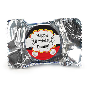 Personalized Birthday Mickey Party Peppermint Patties