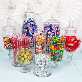 Premium Candy Buffet with Your Favorite Classic Candies