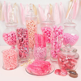 Premium Candy Buffet - All Colors