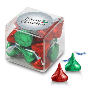 Merry Christmas Hershey's Kisses Gift Box