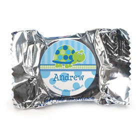 Personalized Birthday Turtle York Peppermint Patties