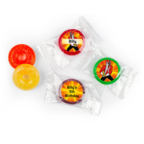 Personalized Birthday Rangers Life Savers 5 Flavor Hard Candy (300 Pack)