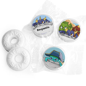 Personalized Birthday Force Life Savers Mints