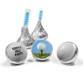 Personalized Birthday Golf Hershey's Kisses (50 Pack)