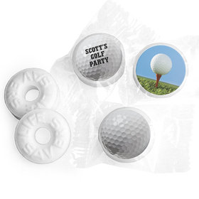 Personalized Birthday Golf Life Savers Mints (300 Pack)