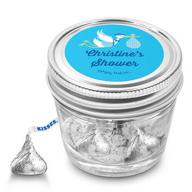 Baby Shower Personalized Event Blossom Jar Special Delivery (12 Pack)
