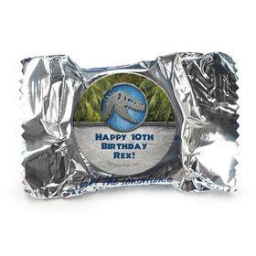 Personalized Birthday Dinosaur Themed York Peppermint Patties