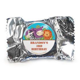 Personalized Birthday Safari York Peppermint Patties