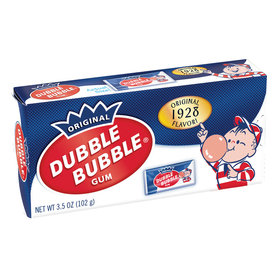 Dubble Bubble Nostalgic Bubble Gum Theatre Box