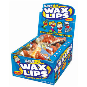 Old Fashioned Wack-O-Wax Lips