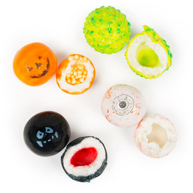 Dubble Bubble Halloween Mix Gumballs