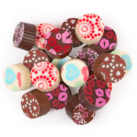 Large Deluxe Gourmet Valentine Truffles (70ct)