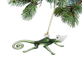 Gecko Ornament