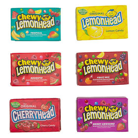 Lemonhead Mix Treat Packs - 50 Count